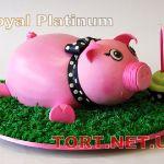 Торт Свинья_6