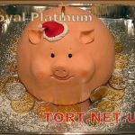 Торт Свинья_8