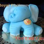 Торт Слон_13