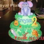 Торт Слон_15