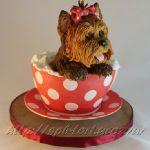 Торт Собака_11