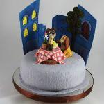 Торт Собака_12