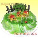 Торт Собака_13