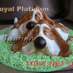 Торт Собака_16
