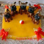 Торт Собака_21