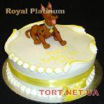 Торт Собака_29