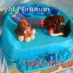 Торт Собака_2