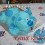 Торт Собака_32