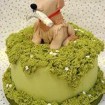 Торт Собака_33