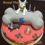 Торт Собака_34