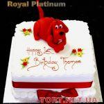 Торт Собака_38