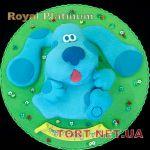 Торт Собака_39