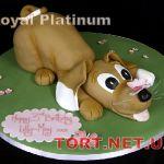 Торт Собака_41