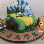 Торт Собака_43