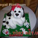 Торт Собака_46