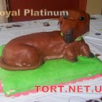 Торт Собака_48