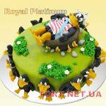 Торт Утёнок_1