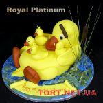Торт Утёнок_2