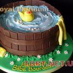 Торт Утёнок_3