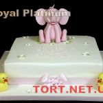 Торт Утёнок_4
