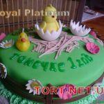 Торт Цыплёнок_3