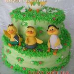 Торт Цыплёнок_8
