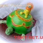 Торт Черепаха_3