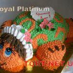 Торт Черепаха_4