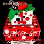 Торт Божья коровка_10