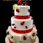 Торт Божья коровка_20
