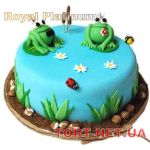 Торт Лягушка (Жаба)_10