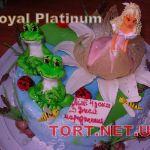 Торт Лягушка (Жаба)_11