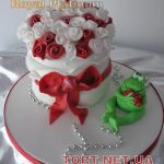 Торт Лягушка (Жаба)_1