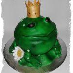 Торт Лягушка (Жаба)_9