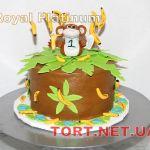 Торт Обезьяна_5