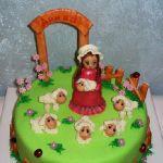 Торт Овца (Баран)_11