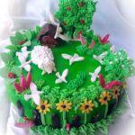 Торт Овца (Баран)_3