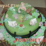 Торт Овца (Баран)_6