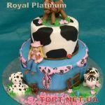 Торт Корова_5