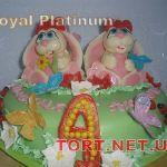 Торт Кролик_9