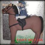 Торт Лошадь_25