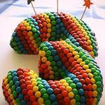 Торт M&M's стиль_13