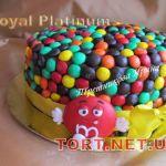 Торт M&M's стиль_2