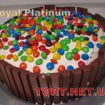 Торт M&M's стиль_5