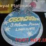 Торт Royal Platinum_20