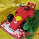 Торт Royal Platinum_22