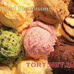 Мороженое витрина