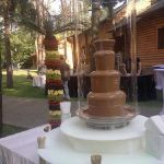 Шоколадный фонтан 85см_3