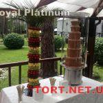 Шоколадный фонтан 125см_10