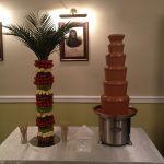 Шоколадный фонтан 125см_11